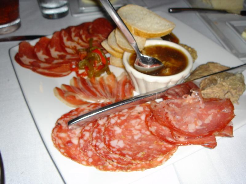 menu rich in folk food