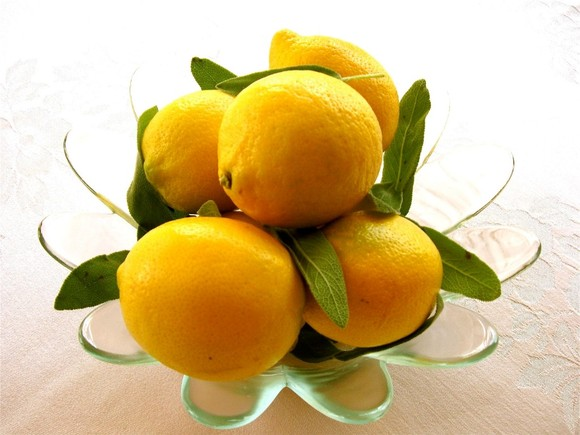 Lemons... The Answer to Perfect Skin!