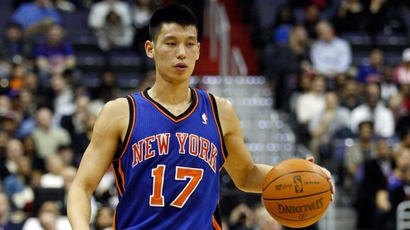Jeremy Lin, the Amazing Asian-American