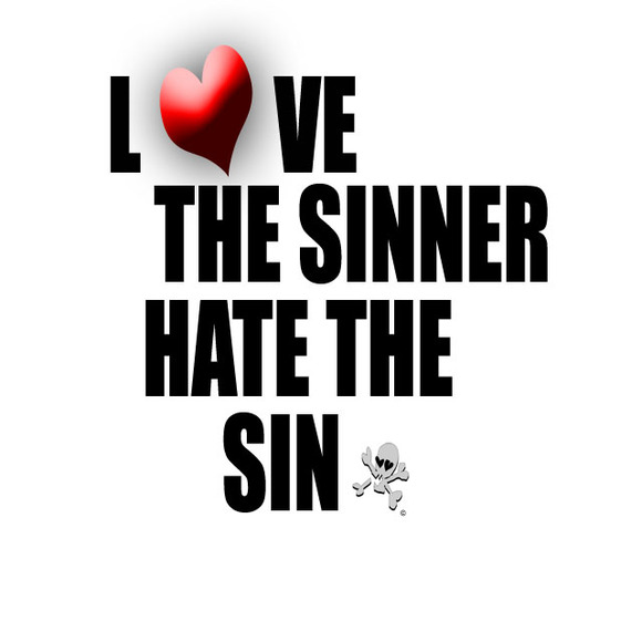 "When ""Love the Sinner, Hate the Sin"" Fails"